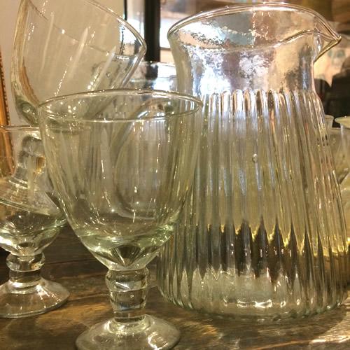 handgemaakt glas